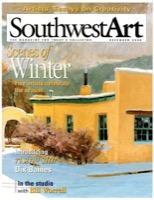 Dix Baines Southwest Art 2000