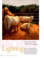 Cheri Christensen The Artists Magazine 2000