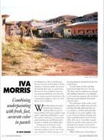 Iva Morris Pastel Journal