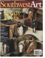 Paul Van Ginkel Southwest Art 2004 paul van ginkel articles Paul Van Ginkel Articles van ginkel southwest art 2004