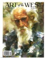 Ramon Kelley Art of the West 2002