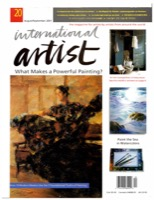Ramon Kelley International Artist 2001