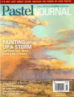 Iva Morris Pastel Journal 2016